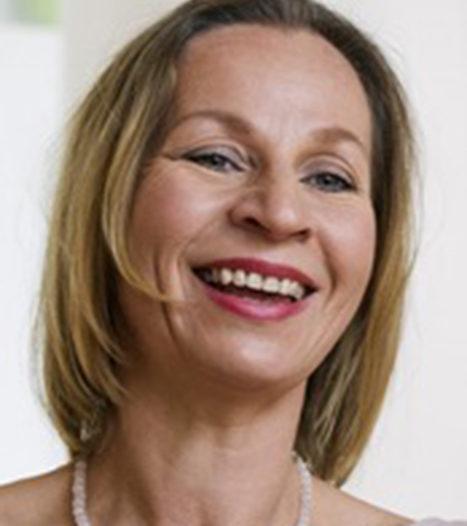 Portrait von Sylvie Polz