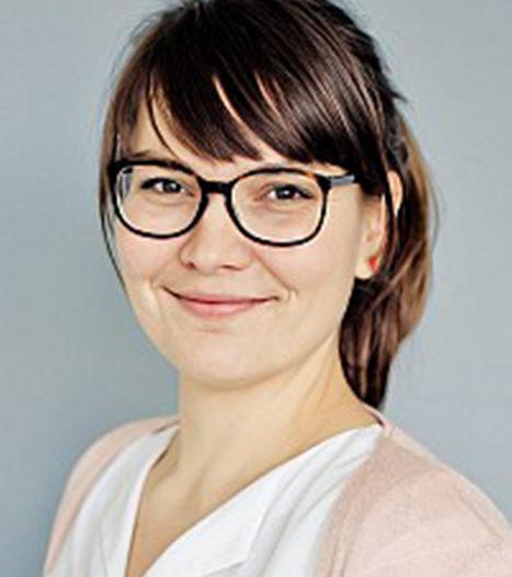 Portrait von Maria Luise Gebauer