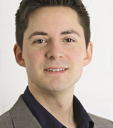 Portrait von Alexander Weikmann
